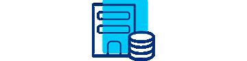 Extensive data center network