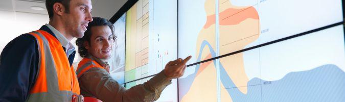 Una empresa de análisis geológico mejora las experiencias de los usuarios