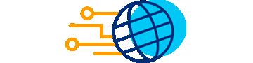 Global footprint and network depth