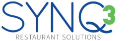 SYNQ3 resturant solutions logo